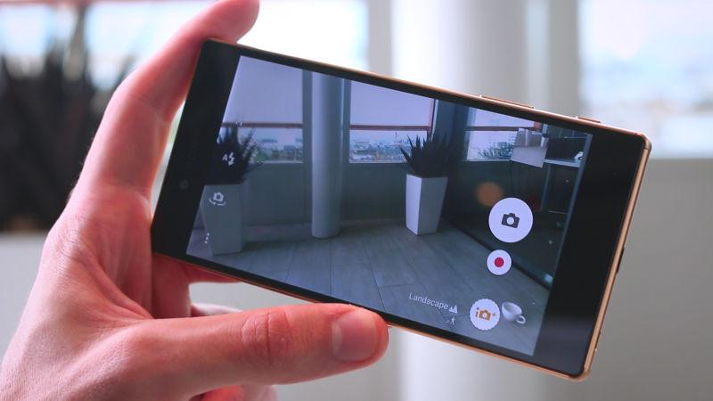 كاميرا جوال Sony Xperia Z5
