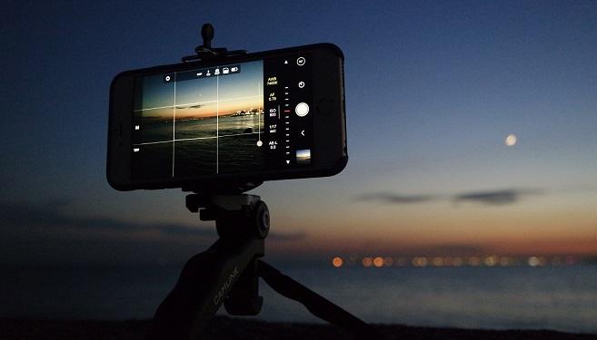 كيفية التصوير باحترافية