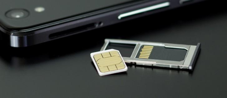 انواع شرائح الجوال SIM Card