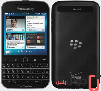 سعر و مواصفات BlackBerry Classic Non Camera