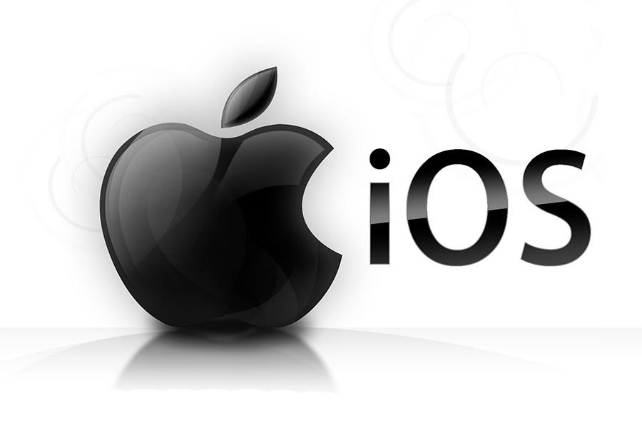 نظام التشغيل العالمي ios التابع لشركة أبل والخاص بأجهزة ايفون