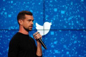 جاك دورسي الرئيس التنفيذي لشركة تويتر