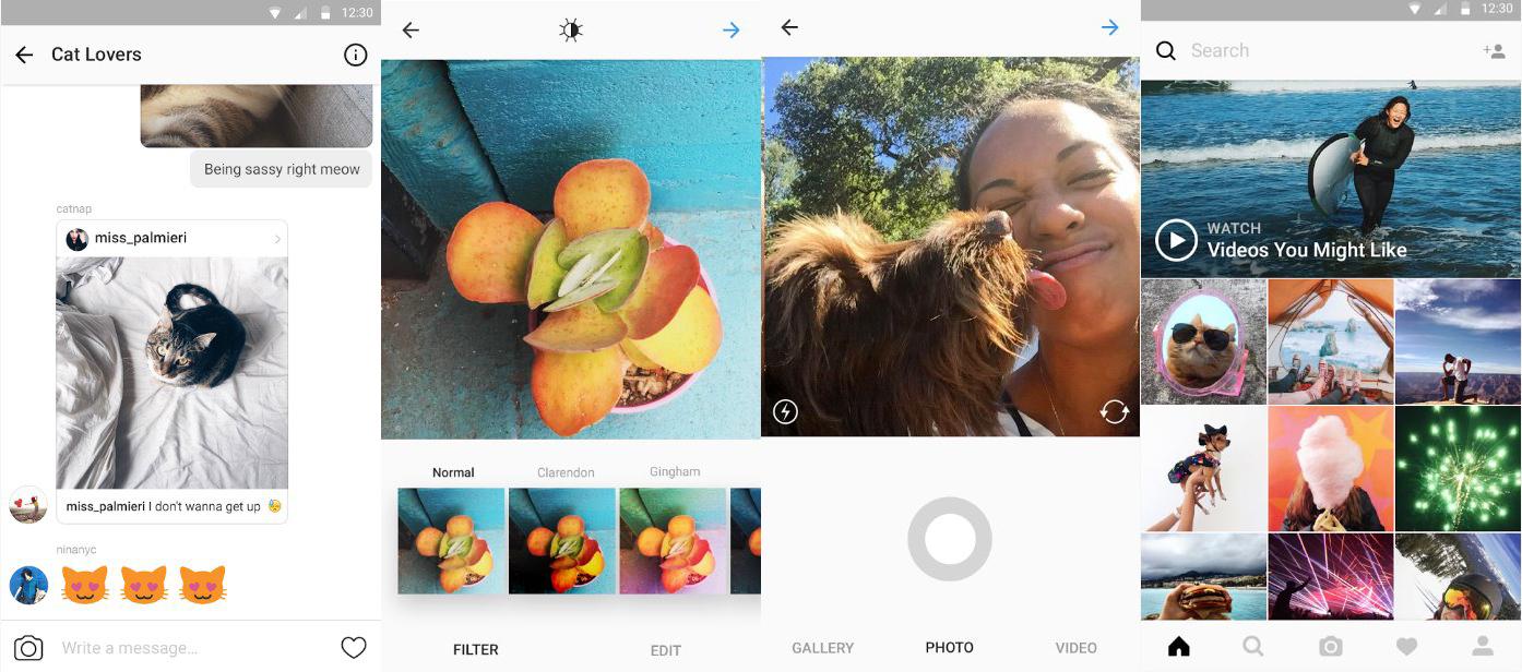 مميزات تحميل انستقرام Instagram