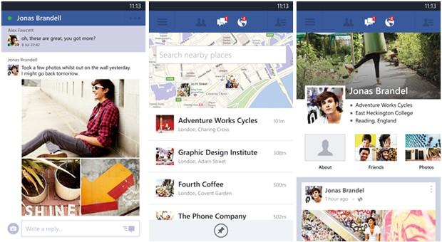 مميزات تحميل فيس بوك