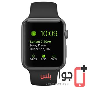 سعر ومواصفات Apple Watch 42mm