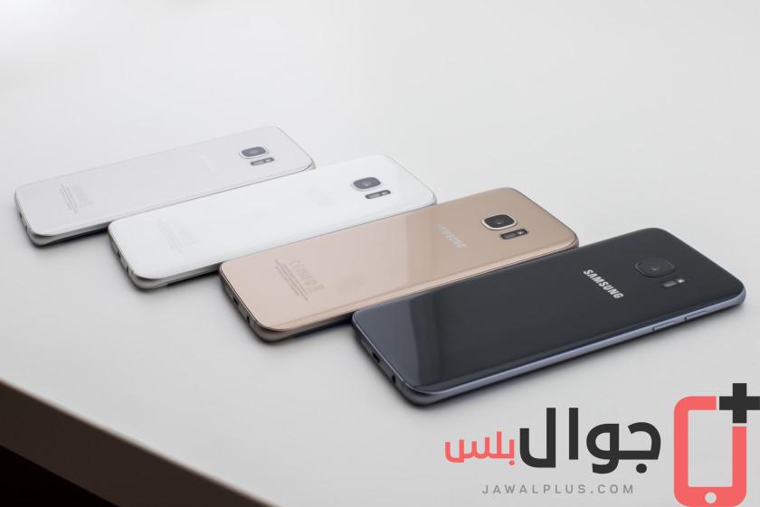مراجعة جوال Galaxy S7 Edge