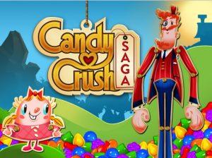 لعبة كاندي كراش للاندرويد - Candy Crush Saga