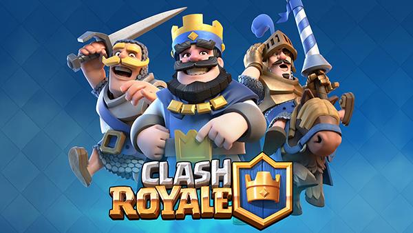 لعبة كلاش رويال للايفون - Clash Royale