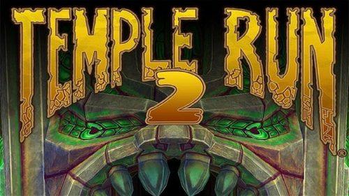 لعبة تمبل رن 2 للايفون - Temple Run 2