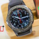 عيوب ومميزات Samsung Gear S3 frontier
