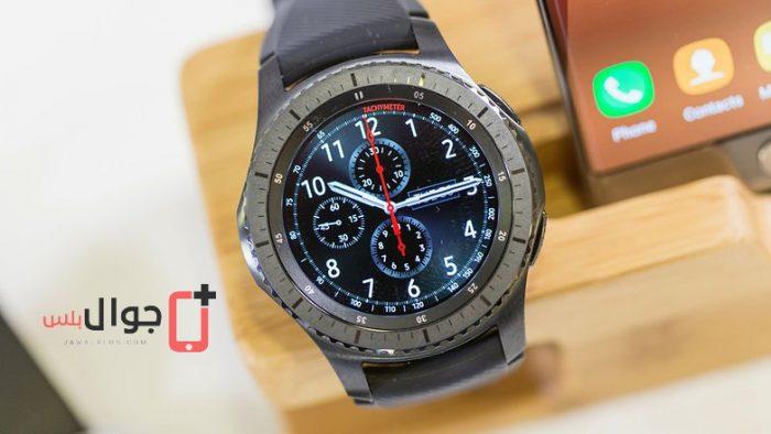 a6cac78f47e58 سعر ومواصفات ساعة Gear S3 frontier - مميزات وعيوب ساعة جيير اس 3 ...