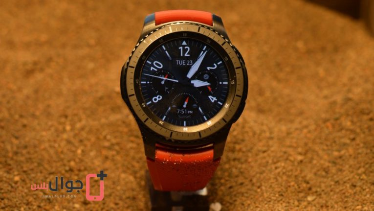 Price and specifications of Samsung Gear S3 frontier