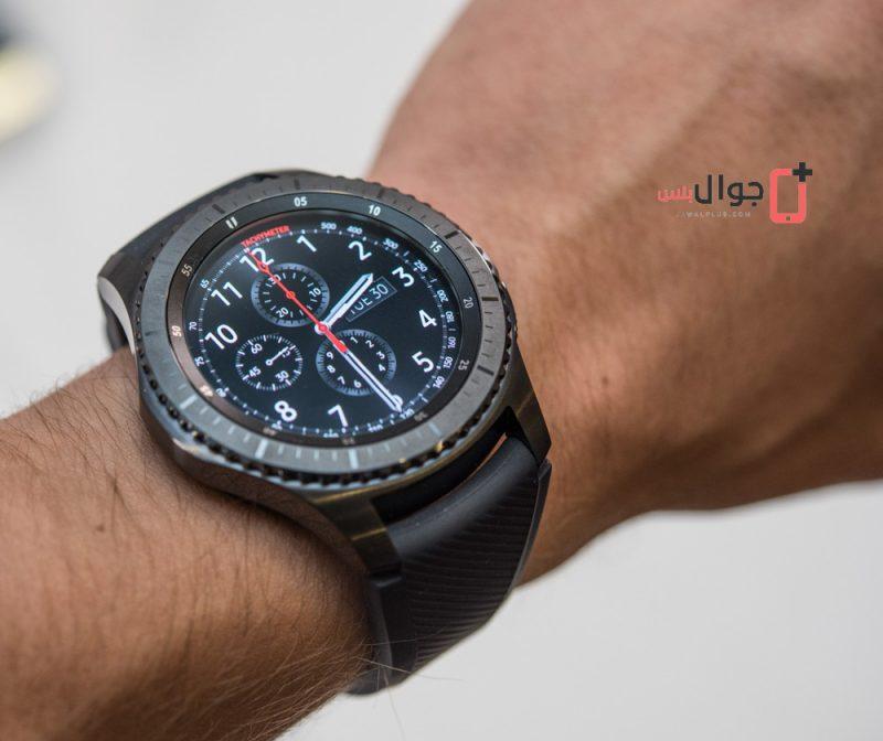 سعر ومواصفات ساعة Gear S3 frontier - مميزات وعيوب ساعة جيير اس 3 فرونتير - جوال بلس