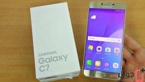 مراجعة جوال Samsung Galaxy C7 Review