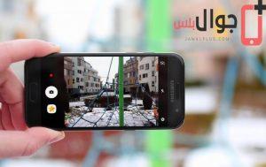 كاميرا موبايل Samsung Galaxy A3 2017