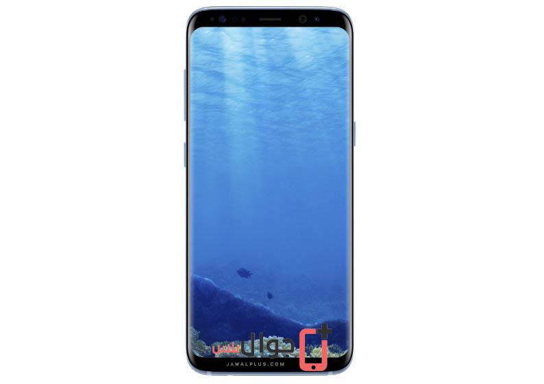 صور موبايل Galaxy S8 الواجهة الامامية 2