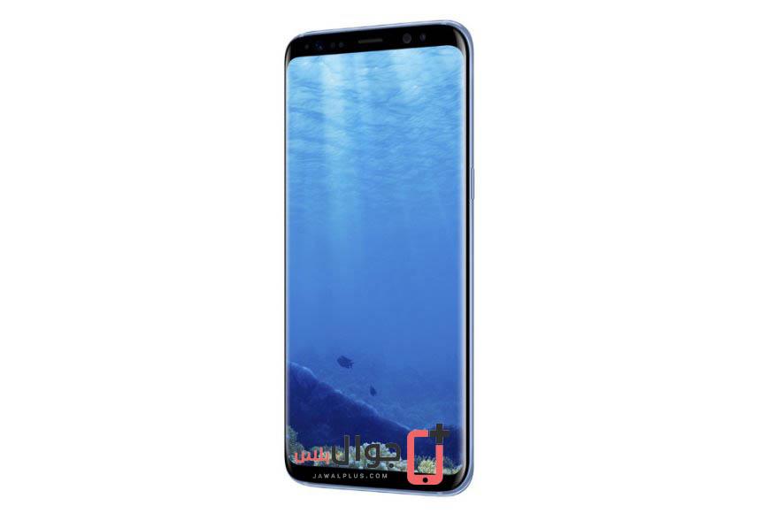 صور موبايل Galaxy S8 الواجهة الامامية