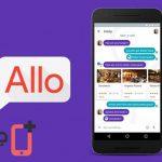 تحميل تطبيق Google Allo