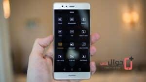 مراجعة موبايل Huawei P9 .. الشاشة