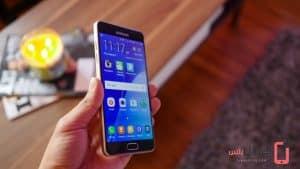 مراجعة موبايل Samsung Galaxy A5 2016 .. الشاشة