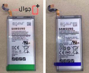 بطاريات جوالي Galaxy S8 و Galaxy S8 Plus