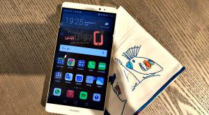 مراجعة موبايل Huawei Mate 8 .. التصميم
