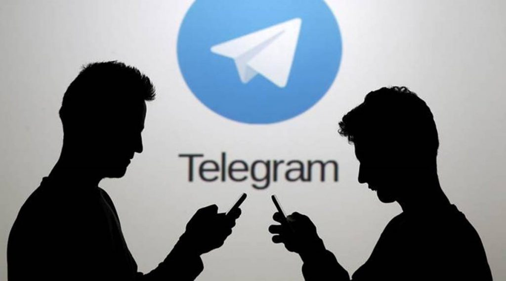 تحديث (حوار تيليجرام) لتطبيق telegram للاندرويد