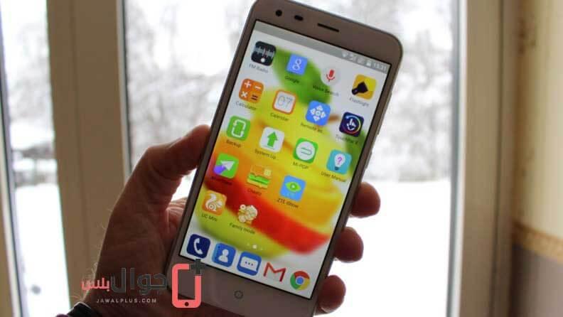سعر ومواصفات ZTE Blade S6 Plus - مميزات وعيوب زد تي اي بلاد اس 6 بلس