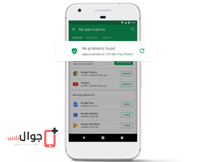 google play password protect