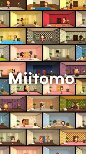 تحميل لعبة Miitomo للاندرويد مجانا