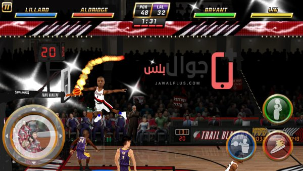 تحميل لعبة NBA Jam