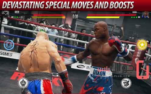 رييل بوكسينج Real Boxing