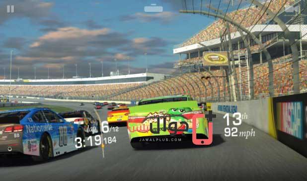 تحميل لعبة Real Racing 3 للاندرويد مجانا برابط مباشر