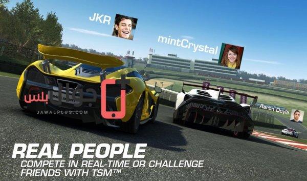 تحميل لعبة Real Racing 3