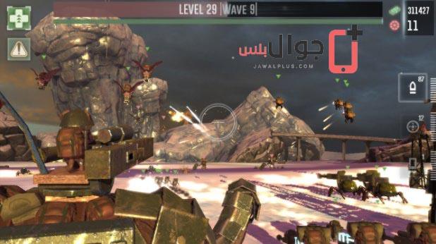 تحميل لعبة War Tortoise للاندرويد