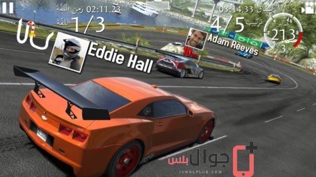 تحميل لعبة GT Racing 2 للاندرويد مجانا برابط مباشر