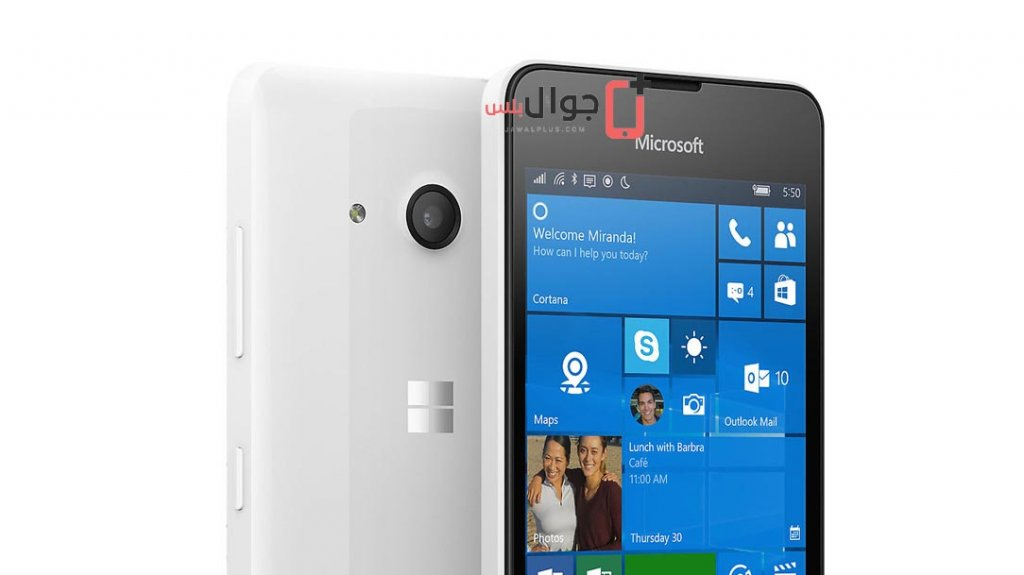 التقييم النهائي Lumia 550