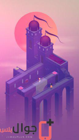 تحميل لعبة Monument Valley 2 للايفون