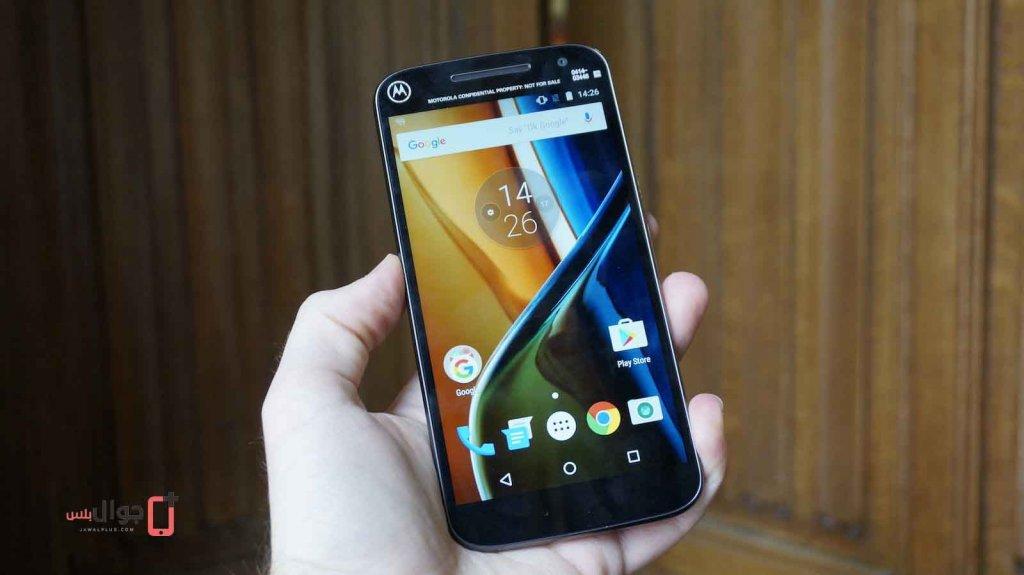 مراجعة موبايل Moto G4