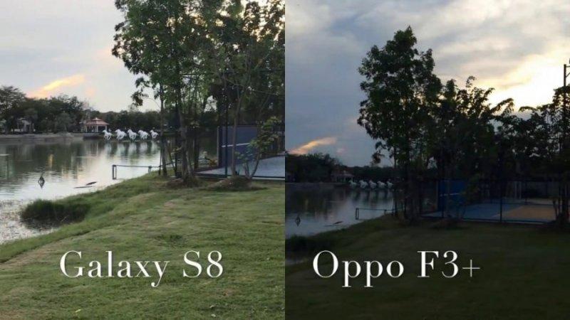 كاميرا موبايل Oppo F3 Plus