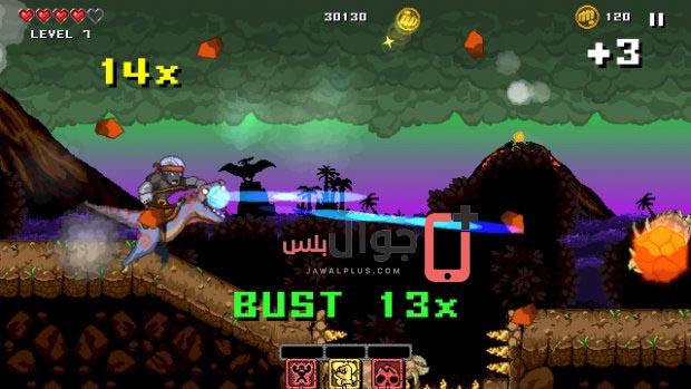 تحميل لعبة Punch Quest للاندرويد مجانا