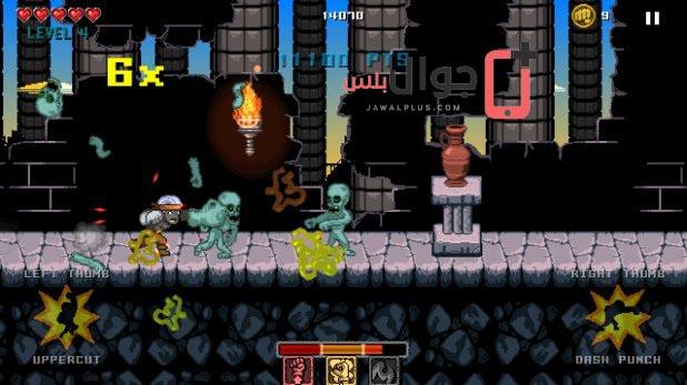 تحميل لعبة Punch Quest للاندرويد مجانا برابط مباشر