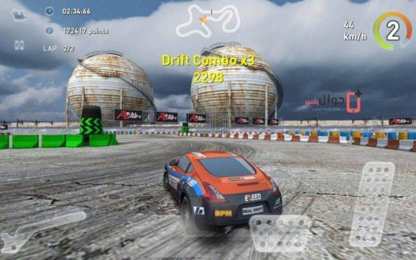 تحميل لعبة Real Drift Car Racing للاندرويد برابط مباشر