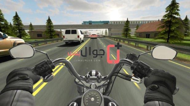 تحميل لعبة Traffic Rider للاندرويد مجانا برابط مباشر