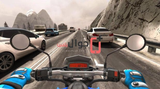 تحميل لعبة Traffic Rider للاندرويد مجانا