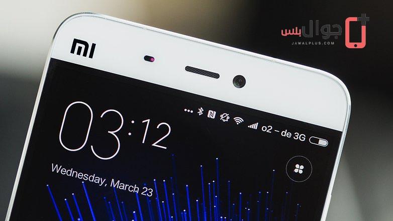 كاميرا Xiaomi Mi 5 الامامية