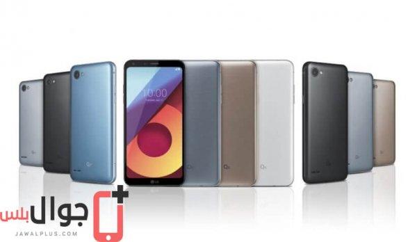 جوال ال جي كيو سكس LG Q6 ، موبايل LG Q6 يتم طرحه رسميا في الامارات العربية المتحدة بسعر 849 درهم