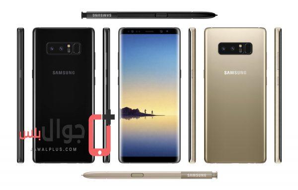 سامسونج نوت 8 الجديد Galaxy Note 8