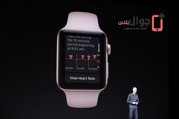 عيوب Apple Watch Series 3