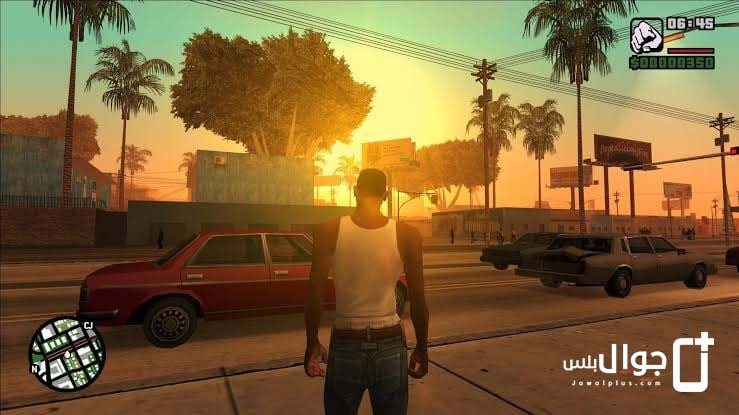 GTA: San Andreas for android